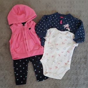 Carter's girl bundle